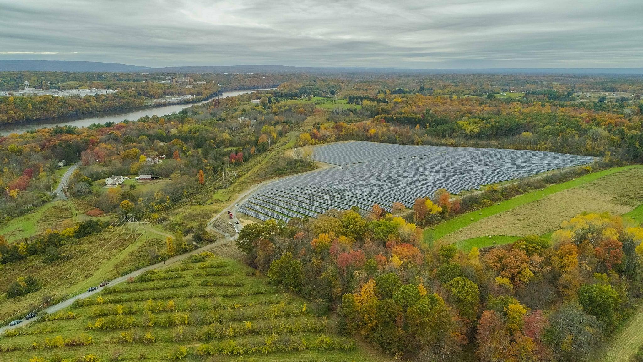 6.9 MW DC Sugar Hill Rd site